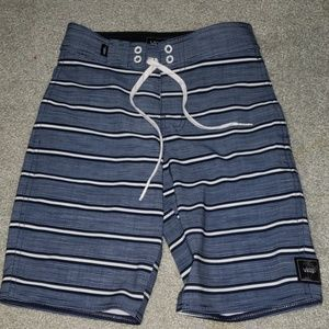 Vans new boy swimsuit shorts size 10